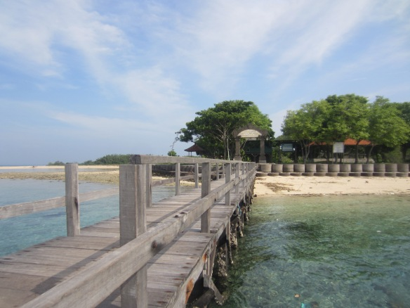 Selamat Datang di Pulau Menjangan